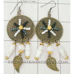 KELK10006 Elegant Fashion Jewelry Hanging Earring