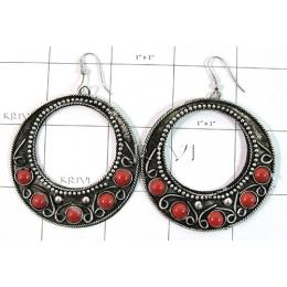 KELL09A14 Stylish Costume Jewelry Hanging Earring