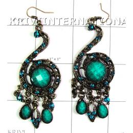 KELL11E54 Trendy Costume Jewelry Earring