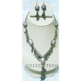 KNKS07005 Contemporary Design Fashion Necklace