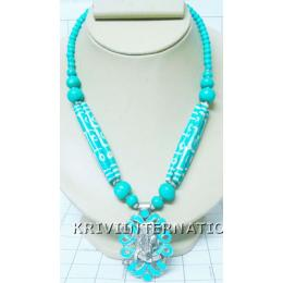 KNKS07010 Striking Fashion Jewelry Necklace
