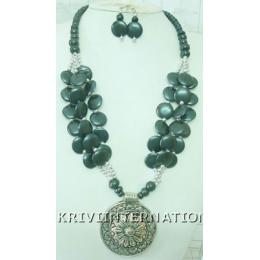 KNLK10018 Wholesale Costume Jewelry Necklace
