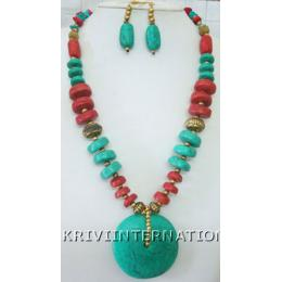 KNLK10022 Stunning Contemporary Look Necklace
