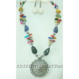 KNLK10023 Lovely Fashion Jewelry Necklace