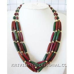 KNLL02014 Handmade Fashion Jewelry Necklace