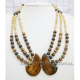 KNLL02029 Fine Quality Costume Jewelry Necklace