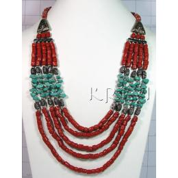 KNLL09013 Wholesale Fashion Jewelry Necklace