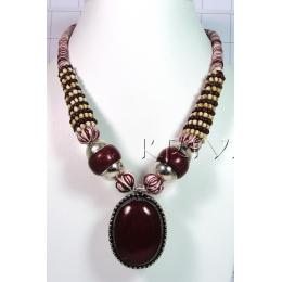KNLL09D12 Elegant Costume Jewelry Necklace