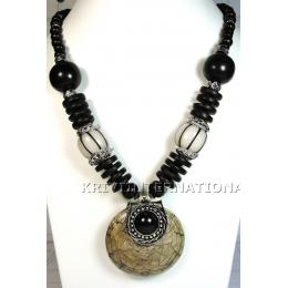 KNLL11D01 Handmade Fashion Jewelry Necklace