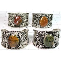 KWLL09037 Wholesale lot of 10 pc Beautiful Cuff Bracelets